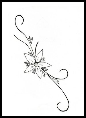flowers tattoo designs on Flower Tattoos - Hardcore Hobbies